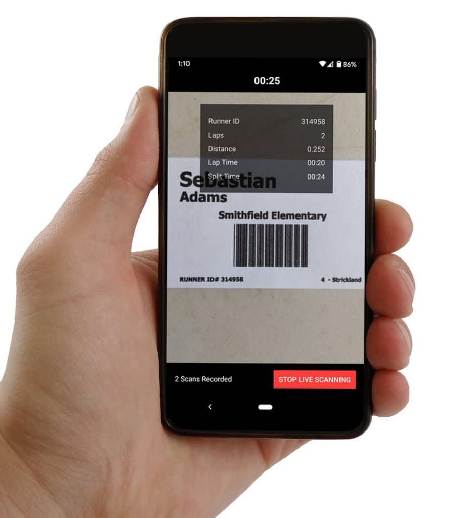 Mobile Scanning App